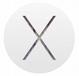 Logos OS X Yosemtite - JPEG - XS